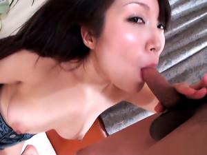 Hardcore hotel room adventure with busty Shizuku Morino