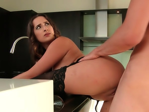 Ashley Adams & Bruce Venture In I Have A Wife