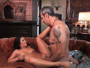 Anchorwoman A XXX Parody, Scene 6