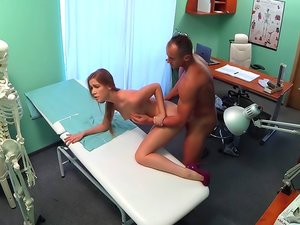 Cheated Boyfriend Wants Tests But Gets Revenge With Sexy Blond