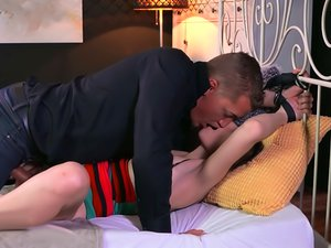 Young Lovers Fuck