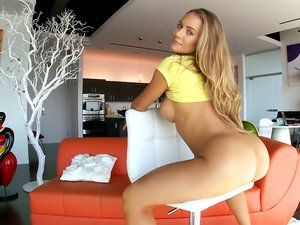Rimmed and licked Nicole Aniston fucked hard