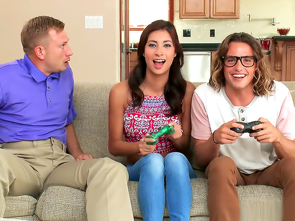 Video Game Brazzers