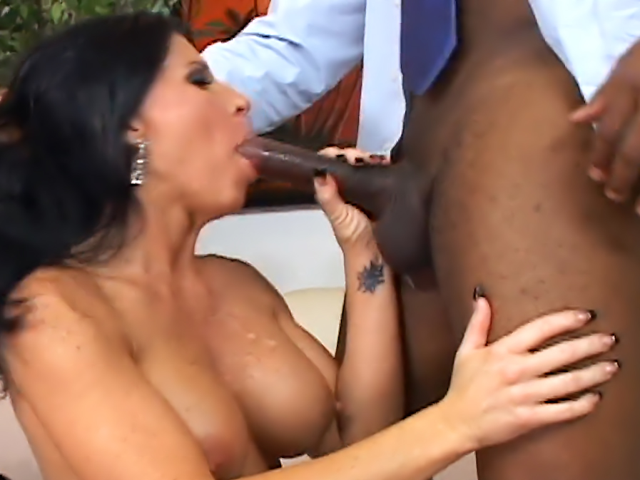 Kendra Secrets interracial fuck with a nice BBC