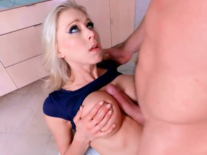 Katie Morgan hardcore fuck in high heels