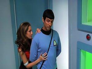Jenna Haze in This Ain't Star Trek XXX