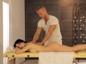 Nubile Films - Hot Oil Massage