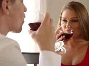 Nubile Films - Cumming For Dinner