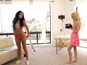 Nubiles-Casting - Skylar Green Cast Zoey Cortes Ep13