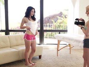 Nubiles-Casting - Skylar Green Cast Eva Sedona Ep11