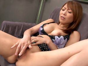 hot taxi driver jun kusanagi scene1