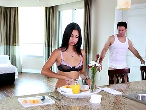 Pussy for Breakfast. Porn video