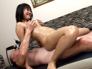Sukayana likes to get fucked in a doggy style position