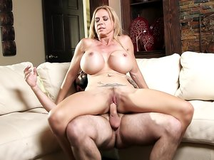 Brooke Tyler - I Love My Mom's Big Tits 2