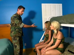 Bad Girls Boot Camp, Scene 4