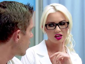 Blonde Doctor