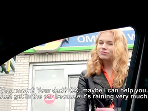 Slutty Blonde