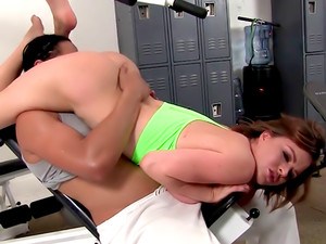 Pussy Workout with Krissy