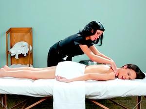 Three Way Babe Massage