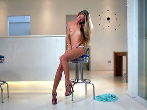Solo On The Stool