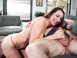 Enthusiastic Cock Sucker