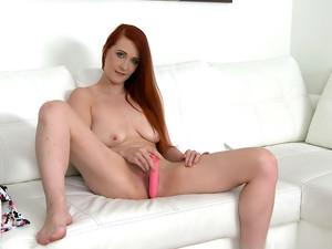 Redheaded Masturbator