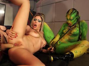 Extraterrestrial Fantasy
